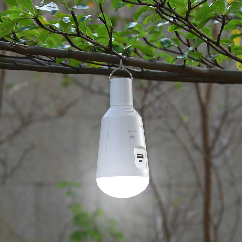 illuminazione a LED a energia solare 7W