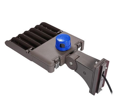 Luce di parcheggio a LED 150w con sensore fotocellula
