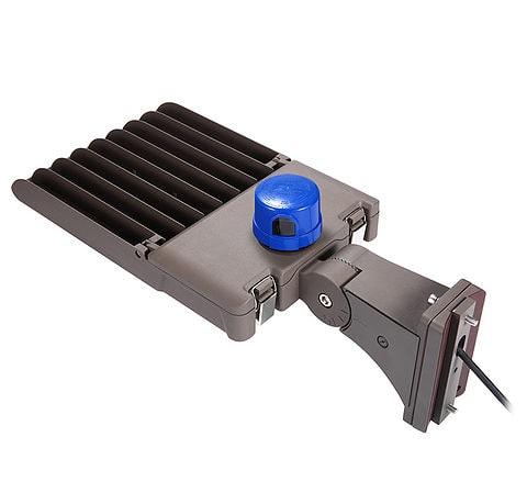 Luce di parcheggio a LED 200w con sensore fotocellula