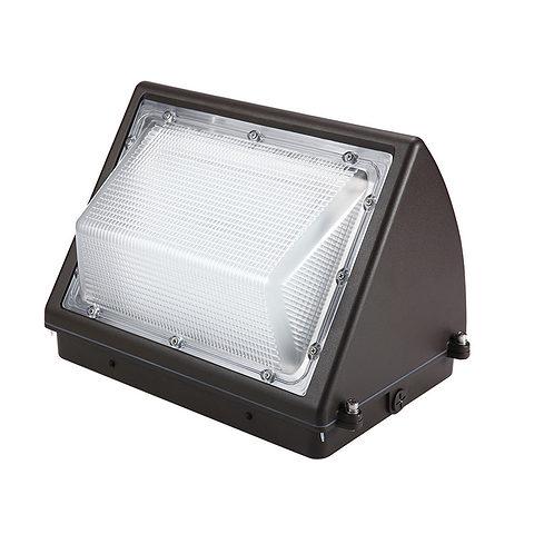 LED Wall Pack, эквивалент 400 Вт