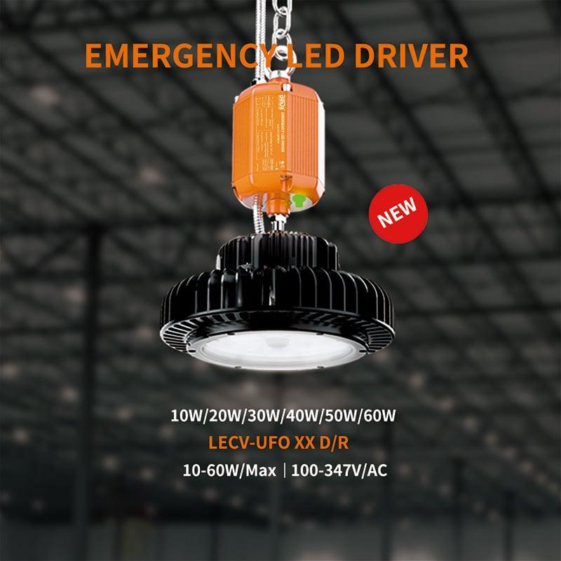 Luce di emergenza LED High bay