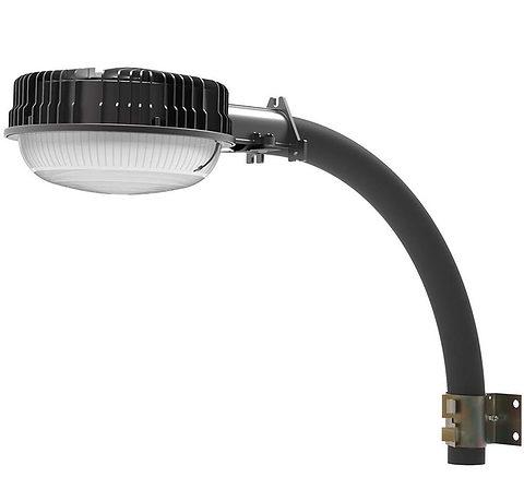 Lampada da stalla a LED per montaggio su palo