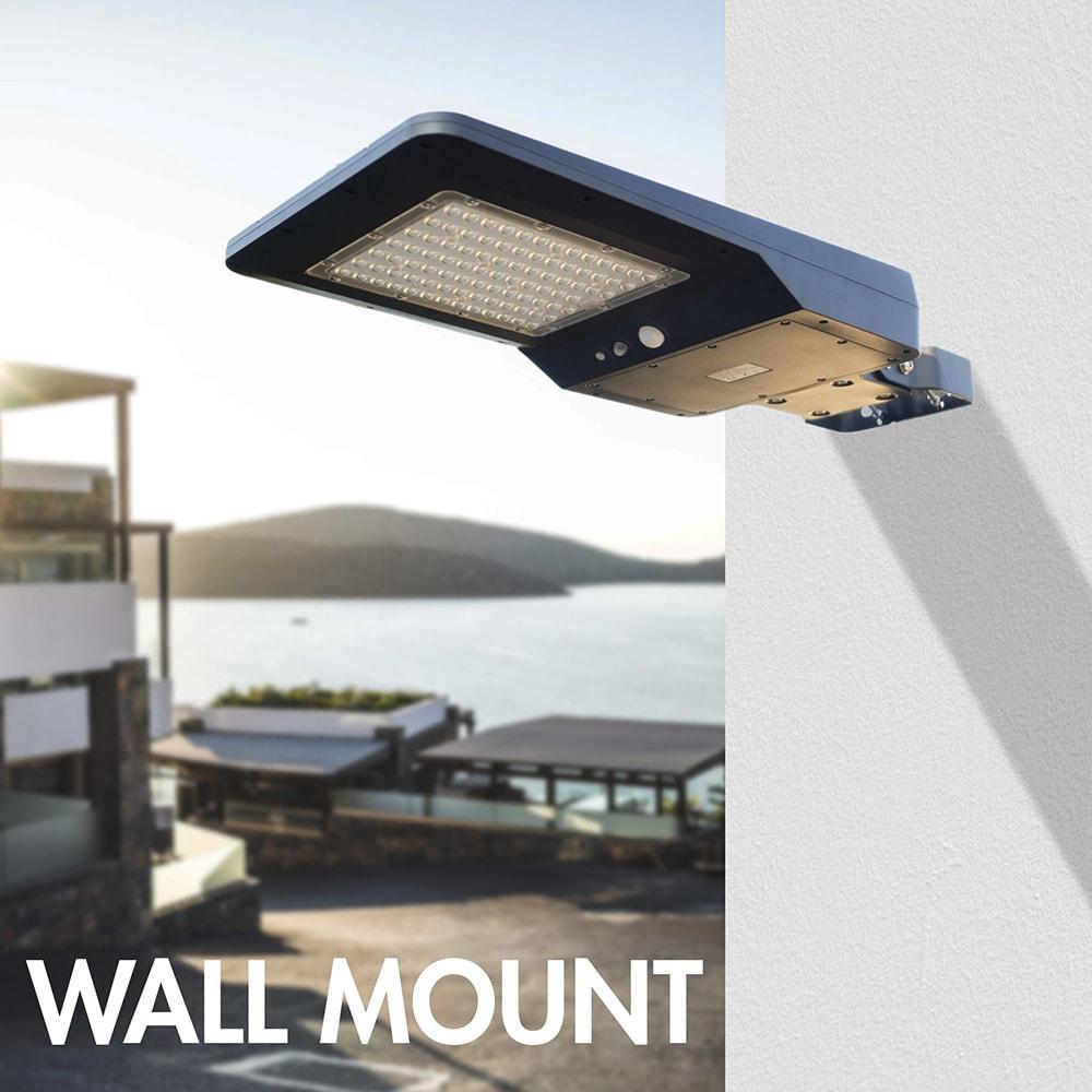 40W-os napelemes fali lámpa