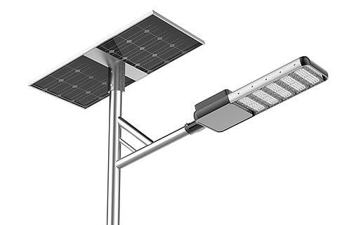 lampione solare 100w