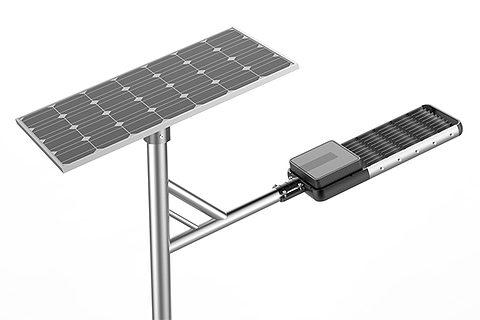Lampione stradale solare 120w