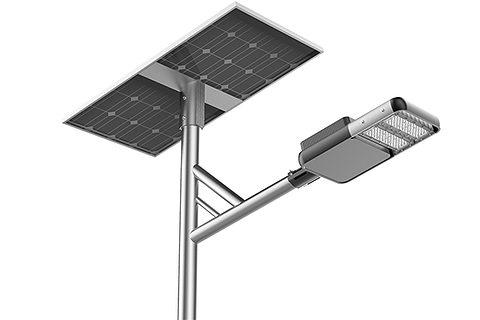 Lampione stradale solare 30w