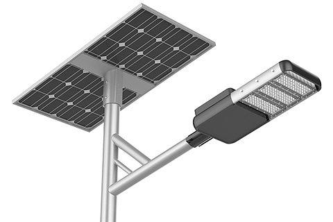 lampione solare 60w
